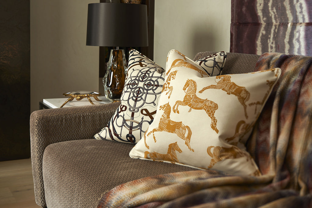 Luxury Cushion design - Soft Furnishing and Home Accessories - 5mm Interior Design Guide