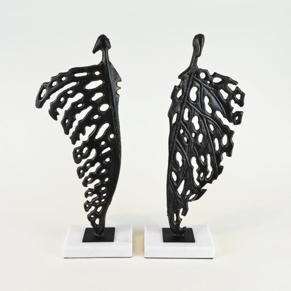 Wing Bookends - Luxury Home Accessories - 5mm Design Store London