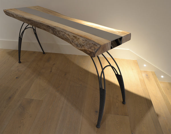 Log Console - Furniture & Home Accessories - 5mm Design Store London