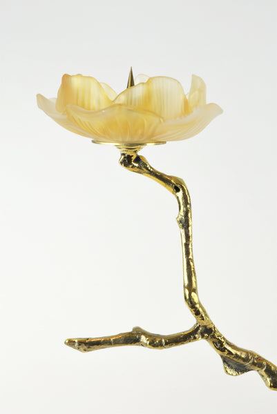 Vine 4 Candle Holder Detail - Home Accessories - 5mm Design Store London