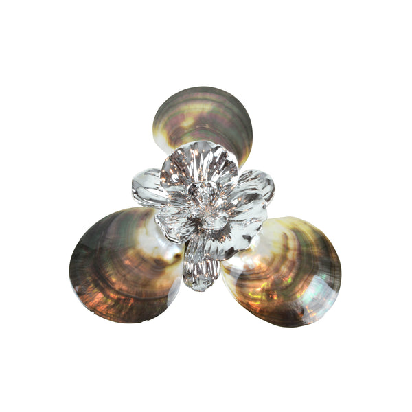 Shell Orchid - Luxury Home Accessories - 5mm Design Store London