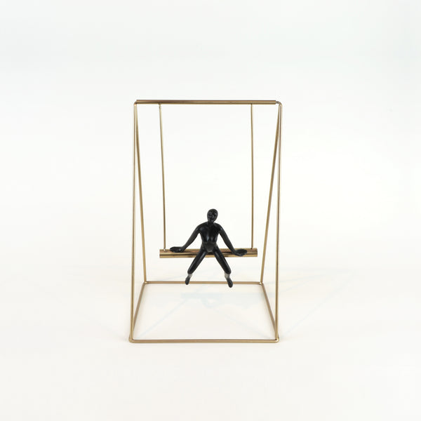 Swing Man - Luxury Home Accessories - 5mm Design Store London