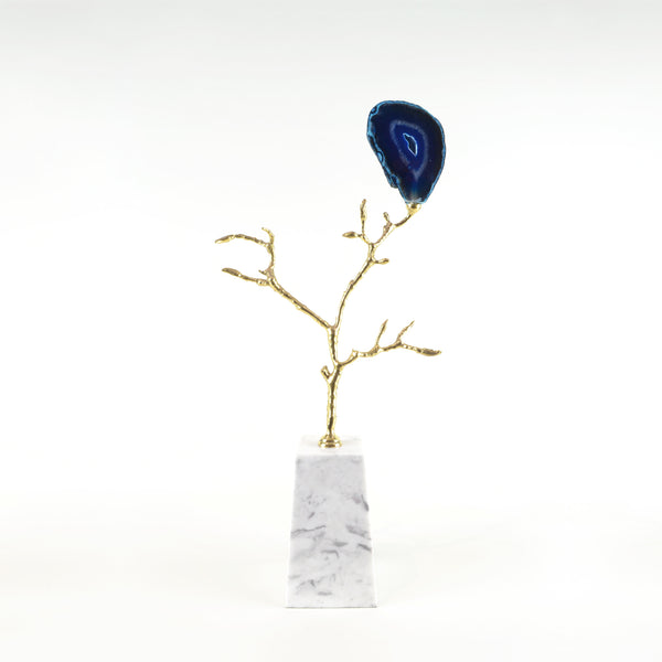 Agate Sprout - Rock Crystal Home Accessories - 5mm Design Store London