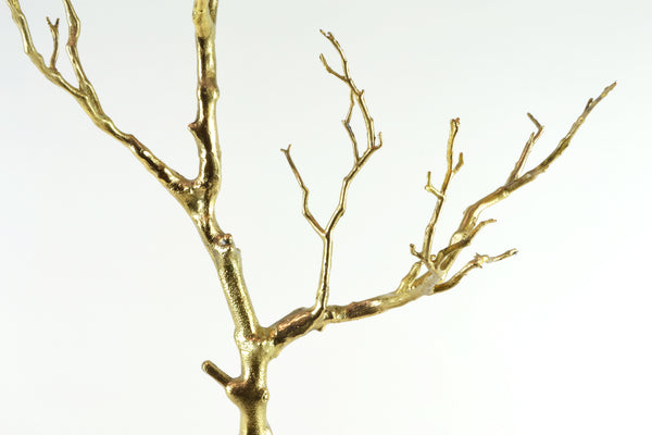 Brass Tree - Rock Crystals Home Accessories - 5mm Design Store London