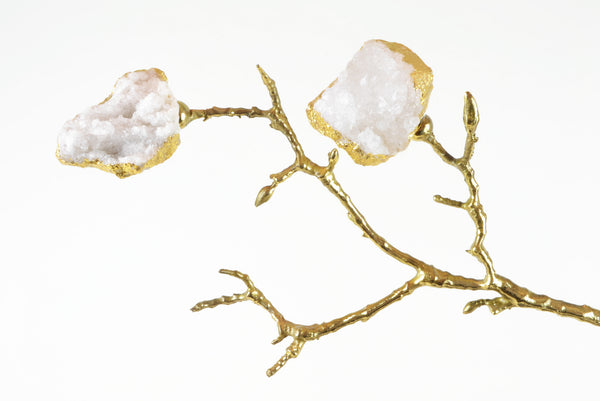 Agate Tree Detail - Rock Crystals Home Accessories - 5mm Design Store London