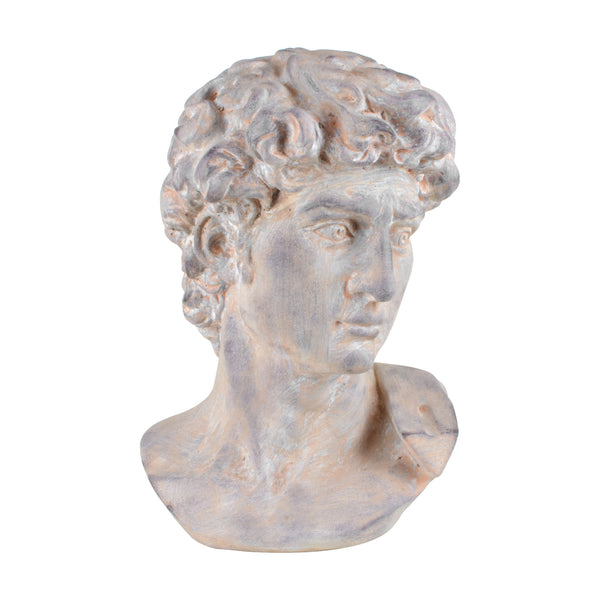 Roman Head Sculpture - Luxury Home Accessories - 5mm Design StoreRoman Head Sculpture - Home Accessories - 5mm Design Store London