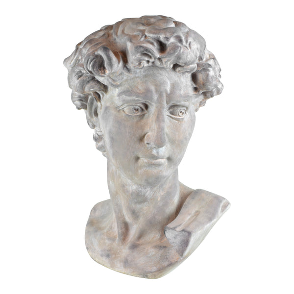 Roman Head Sculpture - Home Accessories - 5mm Design Store London