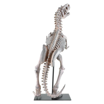 Standing Raptor - Dinosaur Sculptures & Decor -5mm Design Store London