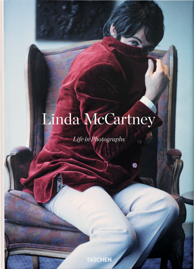 Linda McCartney - Taschen Photography Book - 5mm Design Store London
