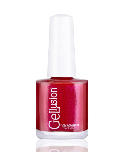 Gellusion October birthstone Scorpio nail polish