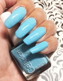 MARCH - Birthstone color Aquamarine - P.R.M.I.T Beauty