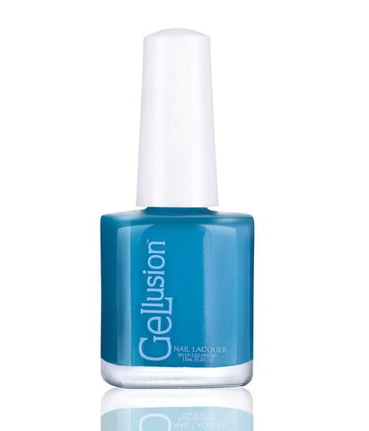 Gellusion December birthstone Capricorn nail polish