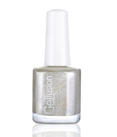 Gellusion April birthstone Taurus nail polish