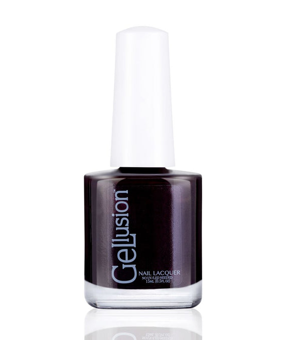 Gellusion February birthstone Pisces nail polish