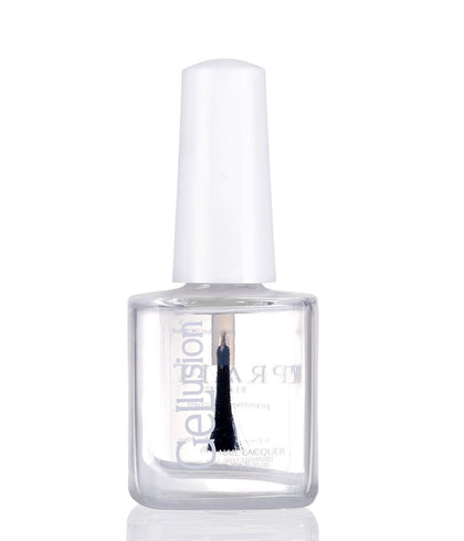 Gellusion Gel-Effect Top Coat Clear nail polish