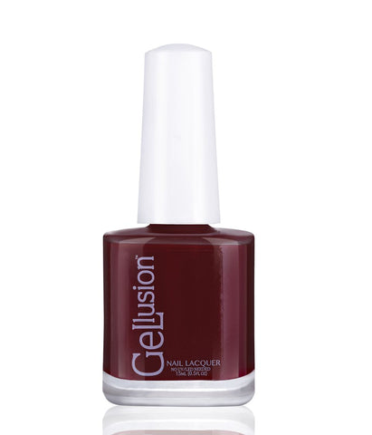 Gellusion January birthstone Capricorn nail polish