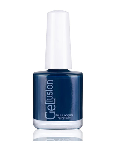 Gellusion September birthstone Virgo nail polish