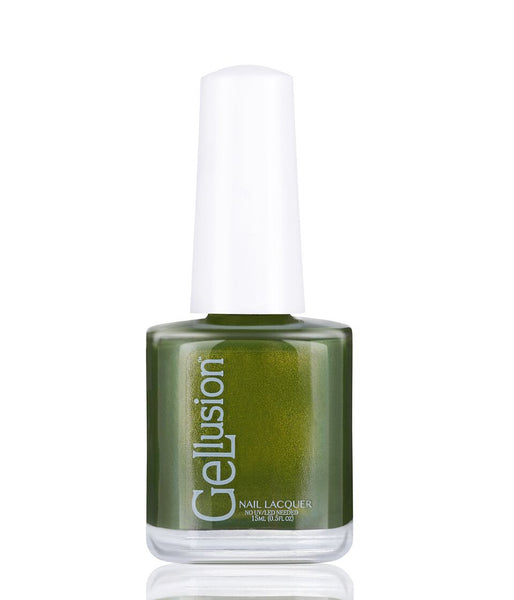 Gellusion August birthstone Virgo nail polish