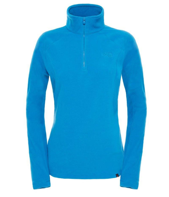 100 Glacier Women's 1/4 Zip by The North Face - The Luxury Promotional Gifts Company Limited
