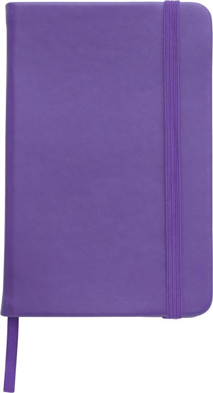 A5 Luxury PU Notebook - The Luxury Promotional Gifts Company Limited