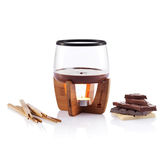 Cocoa Chocolate Fondue Set - The Luxury Promotional Gifts Company Limited