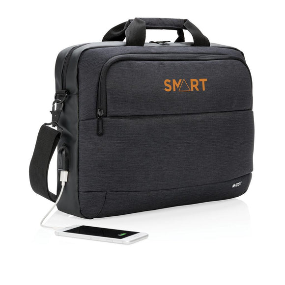 "Modern 15"" Laptop Bag - The Luxury Promotional Gifts Company Limited"
