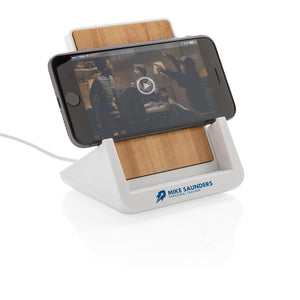 Ontario 5W Wireless Charging Stand - The Luxury Promotional Gifts Company Limited