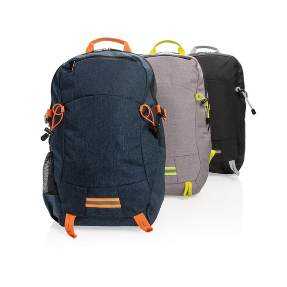 Outdoor RFID Laptop Backpack PVC Free - The Luxury Promotional Gifts Company Limited