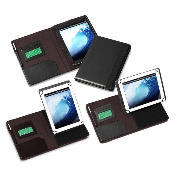 Houghton Tablet Case with Adjustable Tabs - The Luxury Promotional Gifts Company Limited