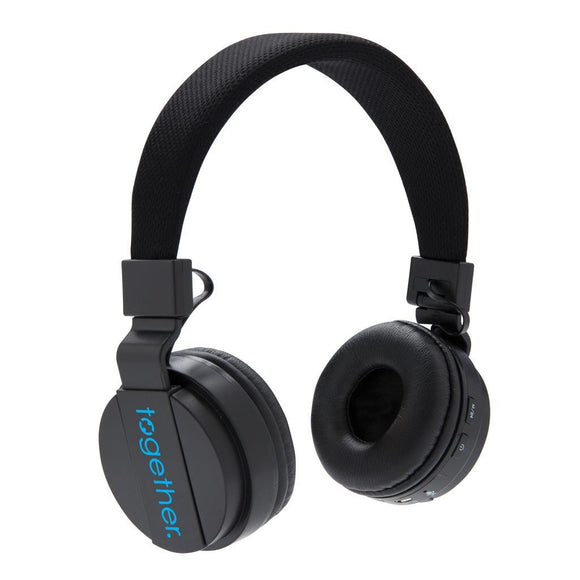Wireless and Foldable Bluetooth Headphone