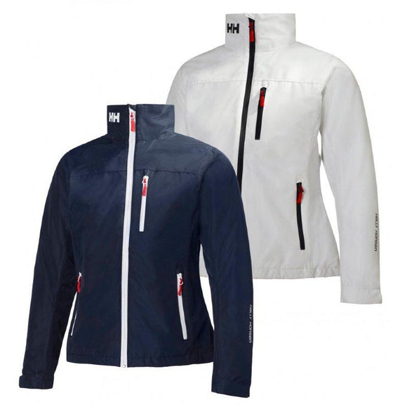 Women's Crew Midlayer Jacket by Helly Hansen
