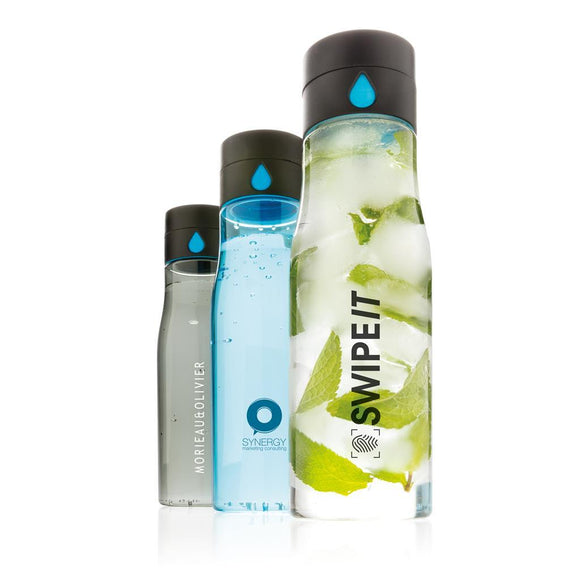 Aqua Hydration Tracking Tritan Bottle - The Luxury Promotional Gifts Company Limited