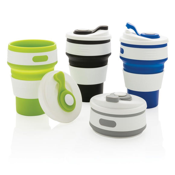 Foldable Silicone Cup - The Luxury Promotional Gifts Company Limited