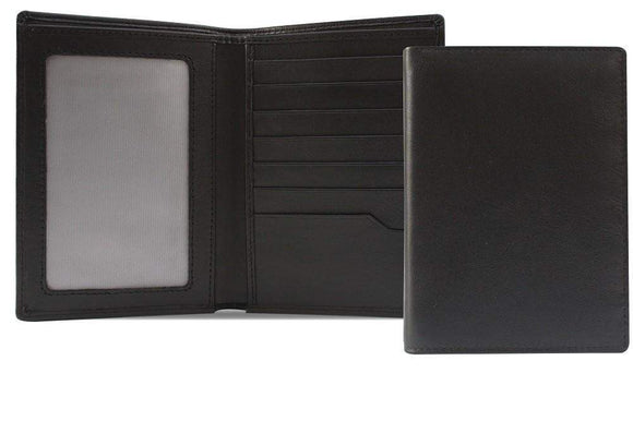 Sandringham Nappa Leather Deluxe Passport Wallet - The Luxury Promotional Gifts Company Limited