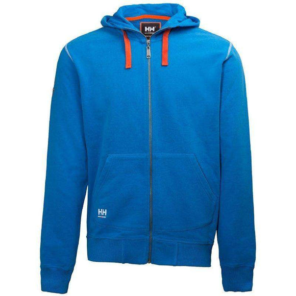 Helly Hansen Men's Oxford Full Zip Hoodie - The Luxury Promotional Gifts Company Limited