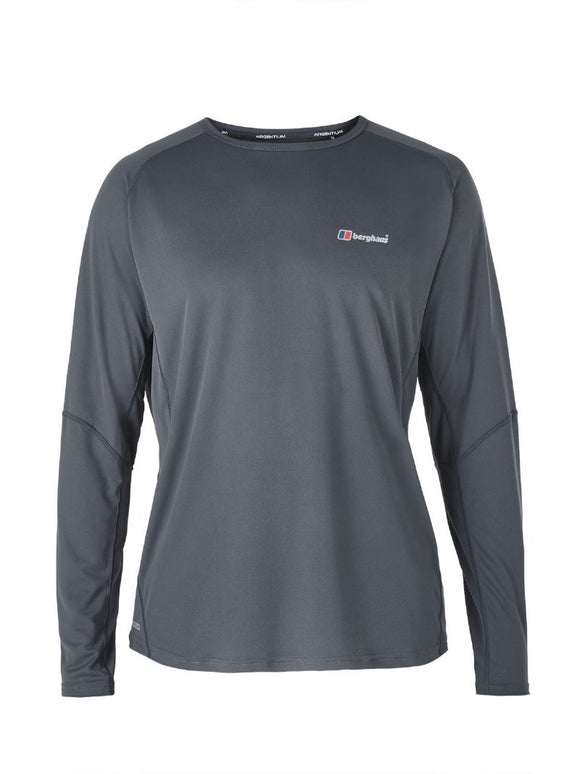 Tech Tee LS Crew Neck by Berghaus - The Luxury Promotional Gifts Company Limited
