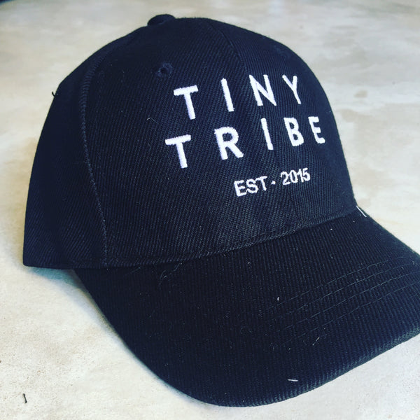 CAP - Classic 6 panel - Tiny Tribe Kids
