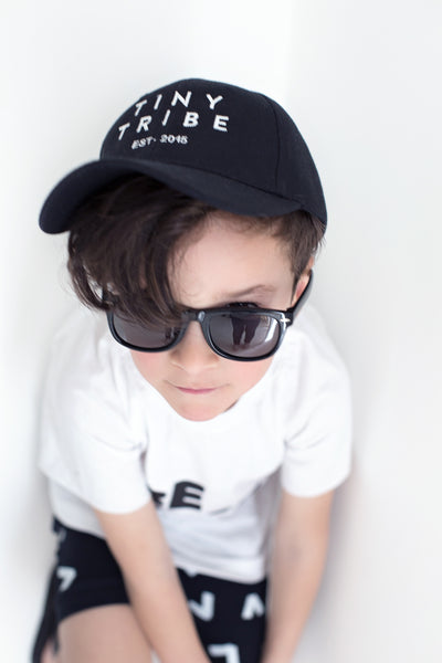CAP - Tiny Tribe embroidered / printed unisex classic cap