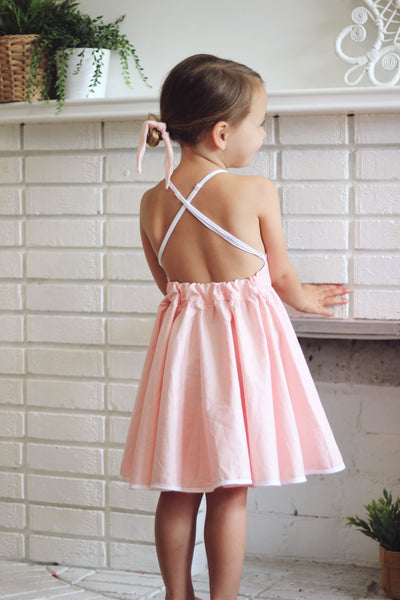 The Blush Amalia Dress