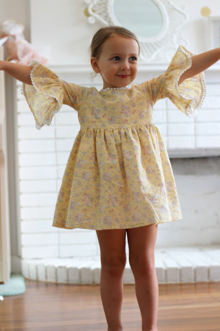The Marigold Anouk Dress