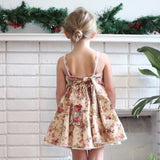 The Christmas Dress - Floral