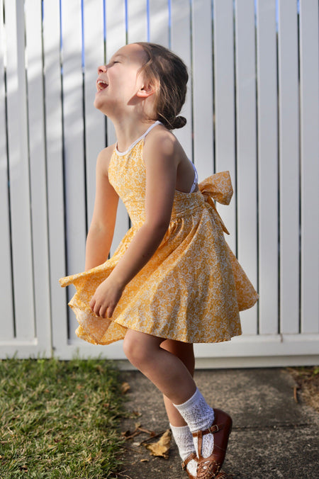 The Sunshine Dress