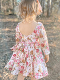 The Rose Sleeved Bella dress