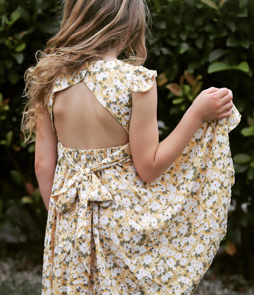 The Buttercup Lola Dress