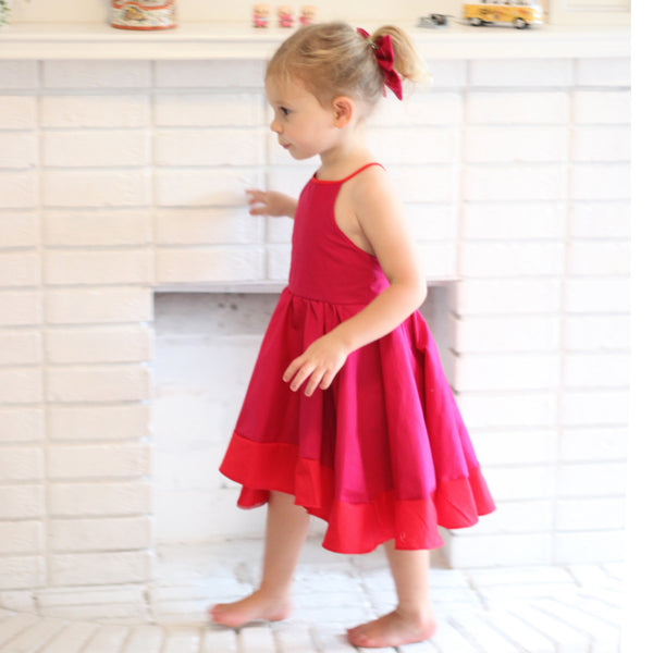 The Valentine Clara Dress
