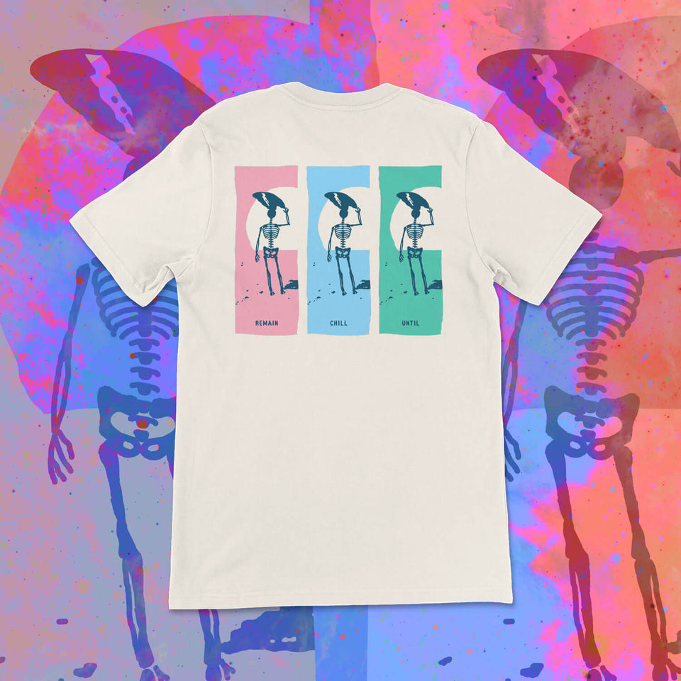 💀 ☀️ The Summer continues - Remain Chill Until