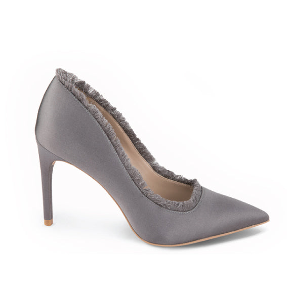 HARPER 100 - GREY SILK
