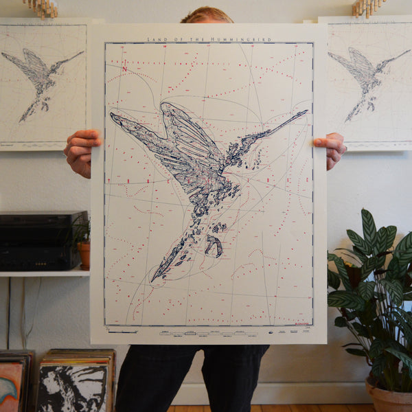 Trochilidae - Land of the Hummingbird - Limited Edition
