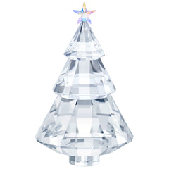Swarovski Crystal 2018 Christmas Tree Figurine