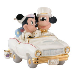 Lenox Minnie's Dream Honeymoon Figurine